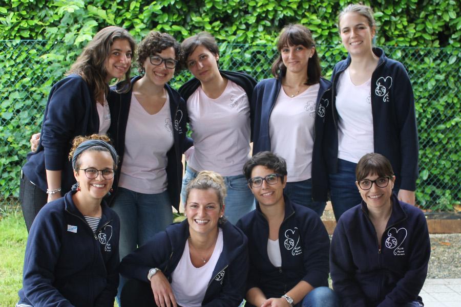 Volontariato internazionale per i diritti delle donne