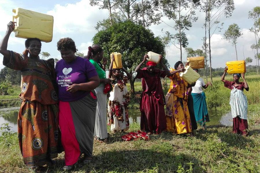 Volontariato per i diritti delle donne