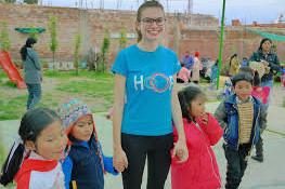 Volontariato in Perù con HOOP