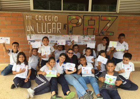 Volontariato in Medellin con Marina Orth Foundation