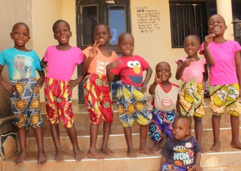 Volontariato in Uganda con Another Hope Children's Ministries