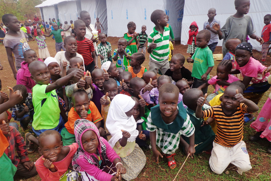 Volontariato in Uganda con CCEDUC Child Development