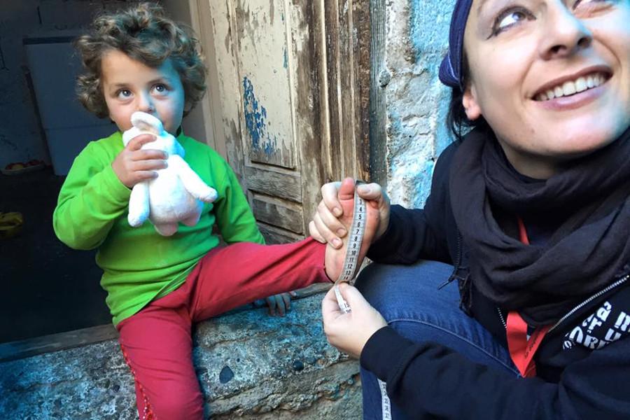 Volontariato educativo con Una Mano per un Sorriso