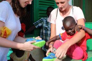 Volontariato in Ghana con Becky's Foundation