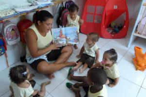 Volontariato in Brasile con Creche Arte Tio João