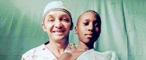 Volontariato medico in Africa con Cute Project