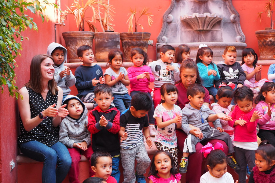 Volontariato in Messico con Centro Infantil los Angeles
