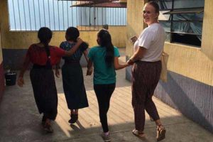Volontariato in Guatemala con One, Two… Tree!