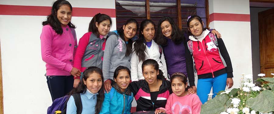 Volontariato in Peru con SVP