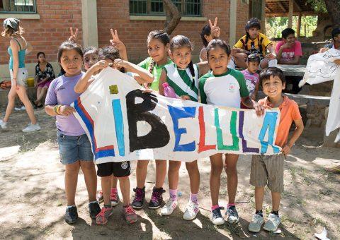 Volontariato in Bolivia con EDYFU