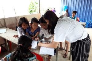Volontariato in Cambogia con KNGO