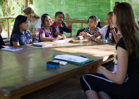 Volontariato in Indonesia con Slukat
