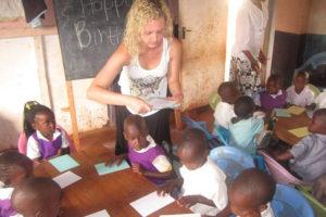 Volontariato in Kenya con WIRIO