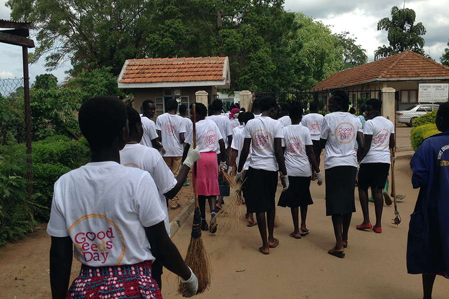 Volontariato in Uganda con Action of Love