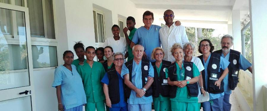 Volontariato in Madagascar con Elpis Nave Ospedale Associazione ONLUS