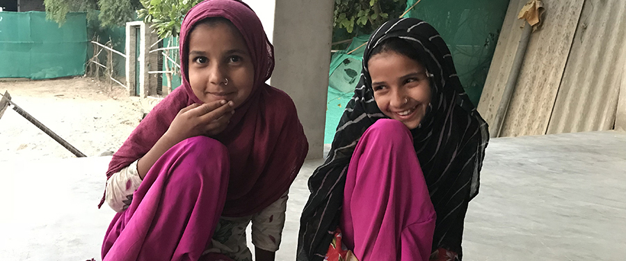 Volontariato in India con Madrasa Hanfiya Education Trust