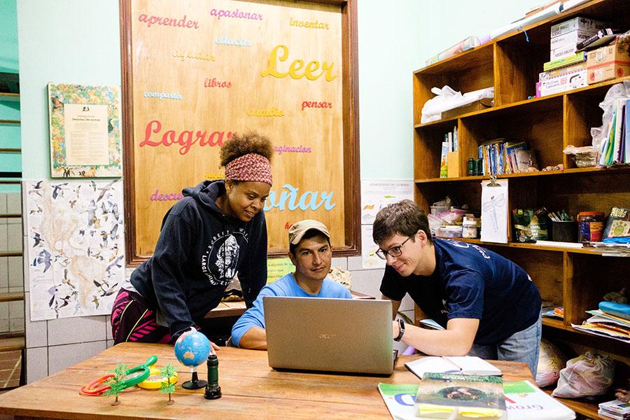 Volontariato in Paraguay con Para la Tierra
