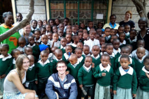 Volontariato in Kenya con Safisha Africa Welfare Foundation