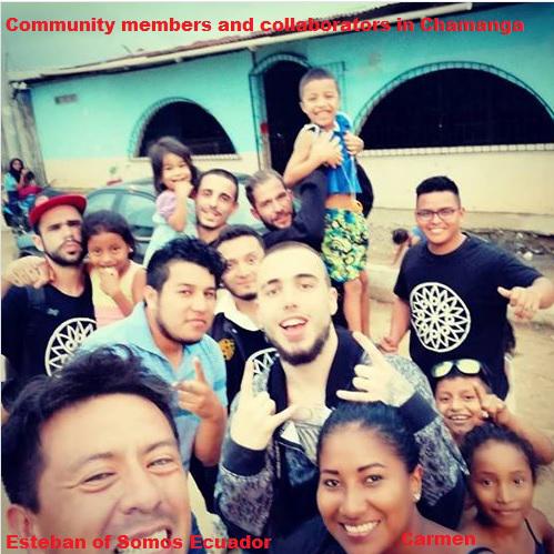 Volontariato in Ecuador con Somos Ecuador