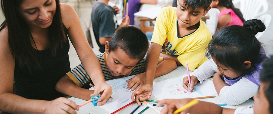 Volontariato in Perù con The Light and Leadership Initiative