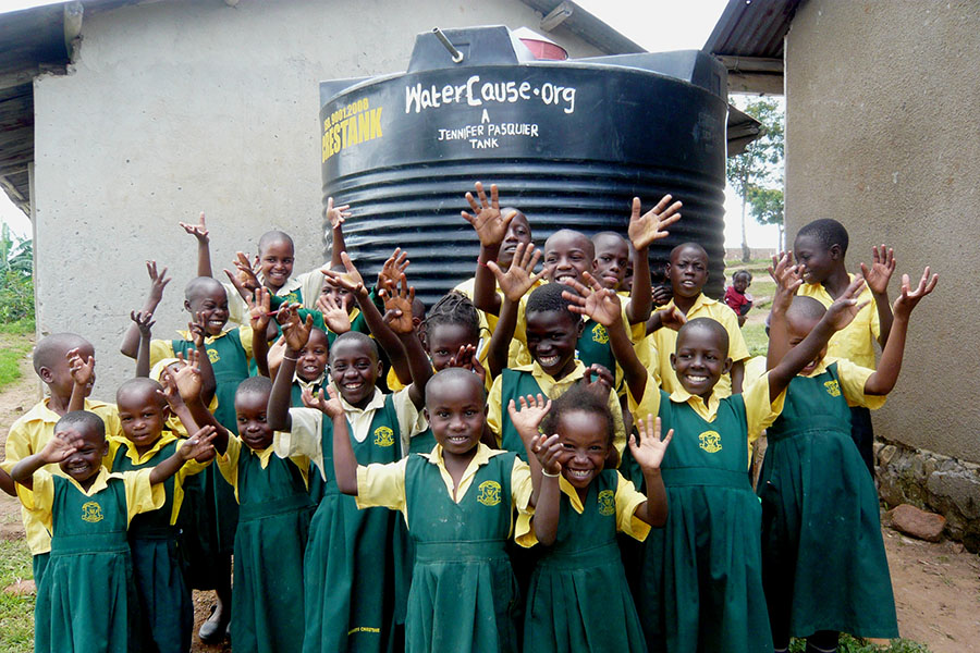 Volontariato in Uganda con WaterCause.Org