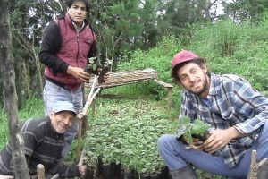 EU Aid Volunteers con ASPEm