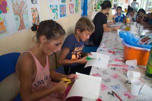 Campi di volontariato internazionale con Terre e Libertà