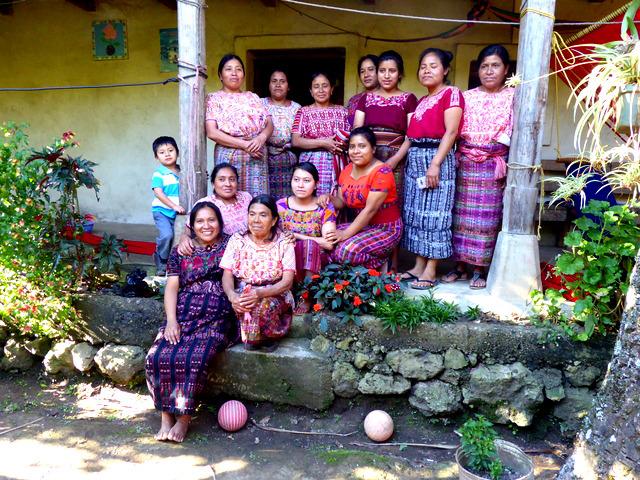 Volontariato in Guatemala con Trama Textiles