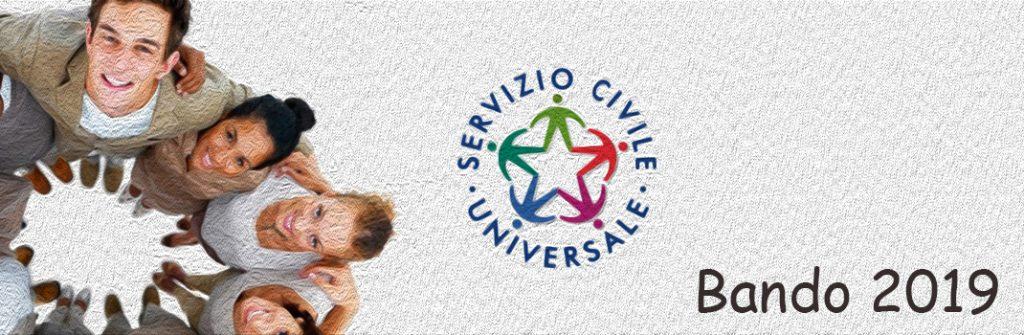 Servizio Civile Universale Bando 2019