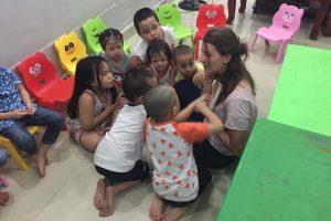 Volontariato in Vietnam con Starlight