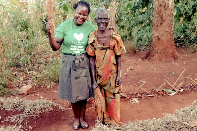 Volontariato in Uganda con Rape Hurts Foundation