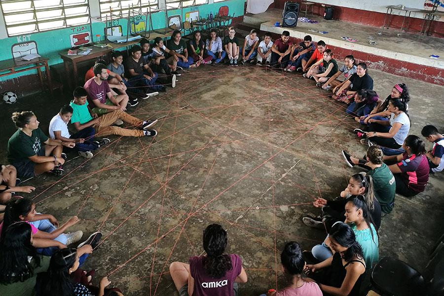 Volontariato in Congo e Guatemala con AMKA