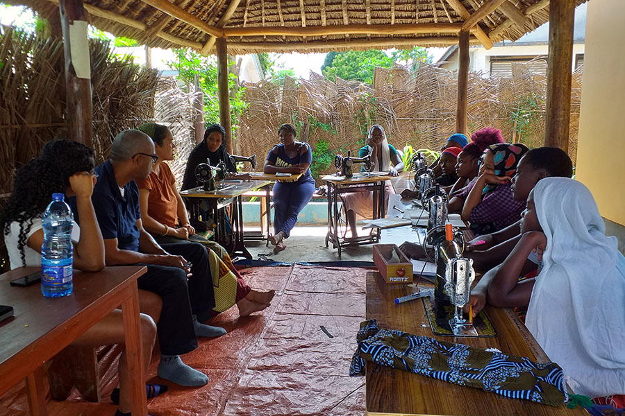 Volontariato in Tanzania con WEEDO