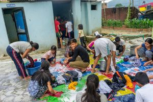 Volontariato in Nepal con HORAC