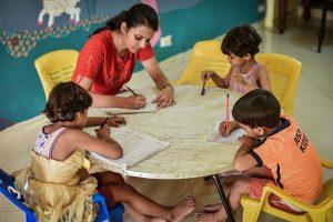 Volontariato in India con Mancikalalu Onlus