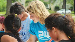Volontariato internazionale in gruppo