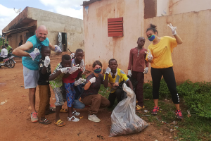 Volontariato in Mali con Abareka Nandree