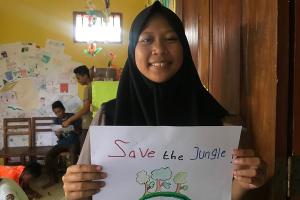 Volontariato in Indonesia con Bukit Lawang