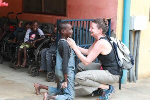 Volontariato in Congo con AGAPE Onlus