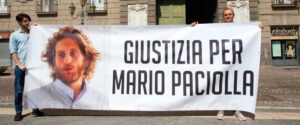 Giustizia per Mario Paciolla