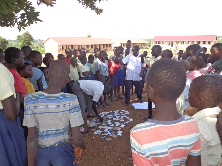 Migrazioni in Uganda - educazione