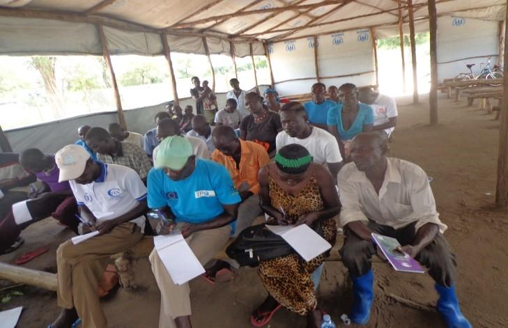 Migrazioni in Uganda - sensibilizzazione