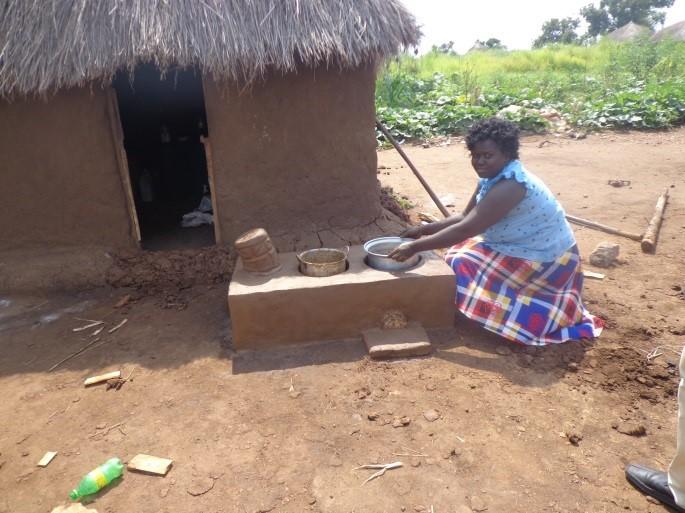 Migrazioni in Uganda - insediamenti