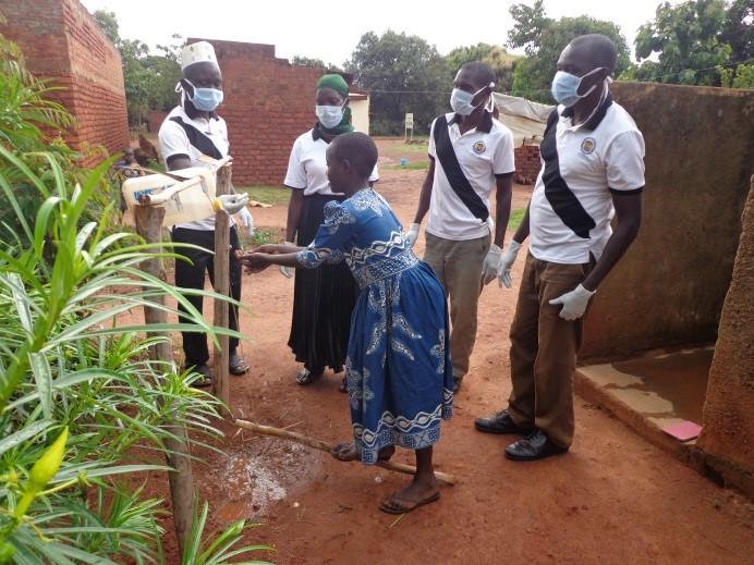 Migrazioni in Uganda - COVID