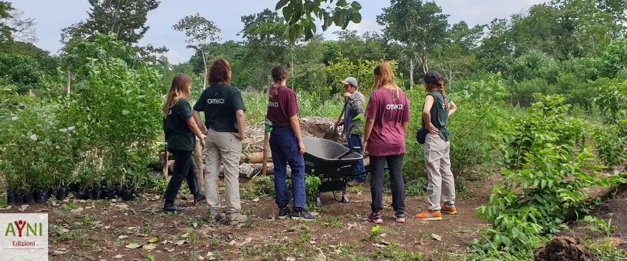 Malnutrizione in Congo: il lavoro di AMKA
