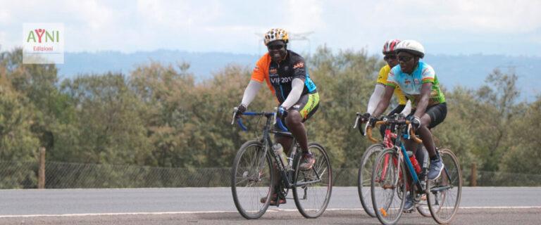 Ciclismo solidale per i ragazzi di Nairobi