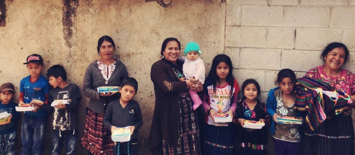 Volontariato in Guatemala: storia di Aurora