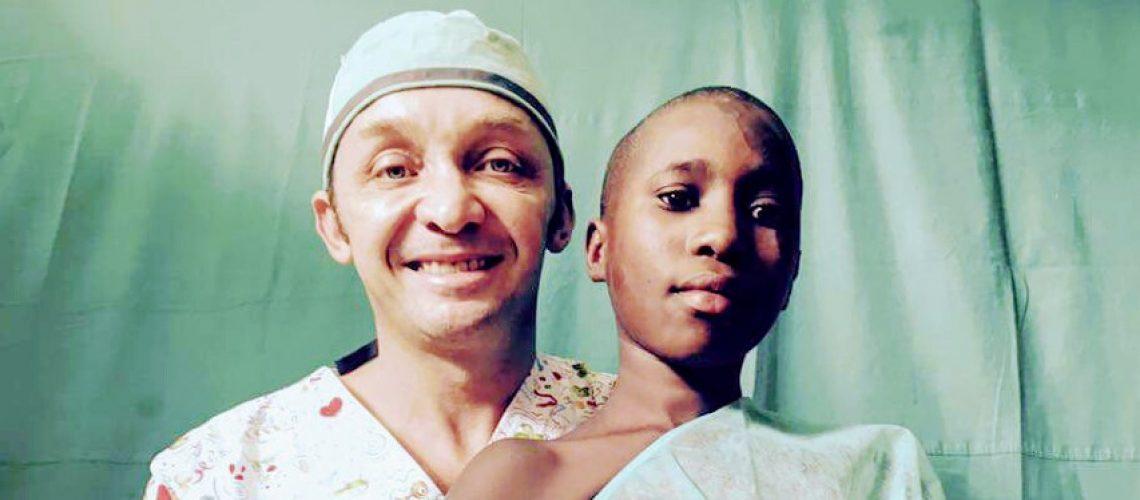 Volontariato medico in Africa con Cute Project