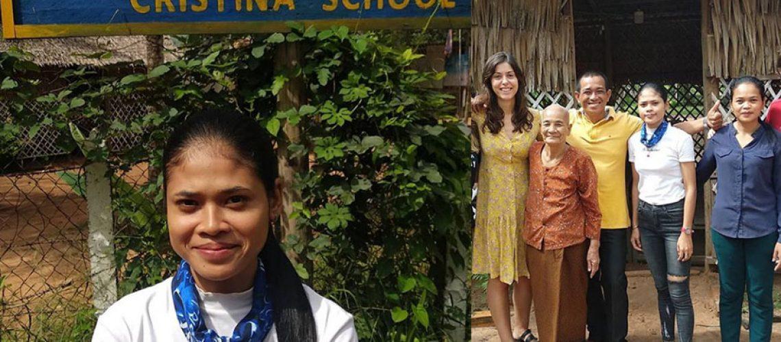 volontariato in Cambogia con Dream Big